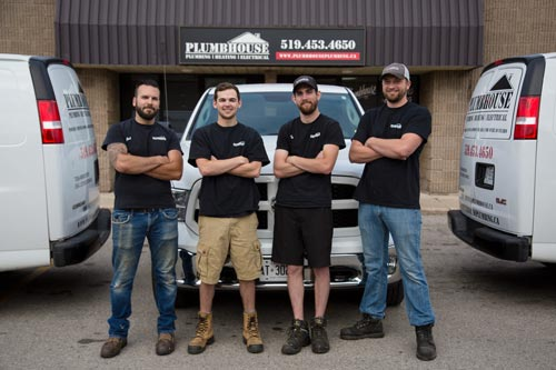PLUMBHOUSE plumbing team
